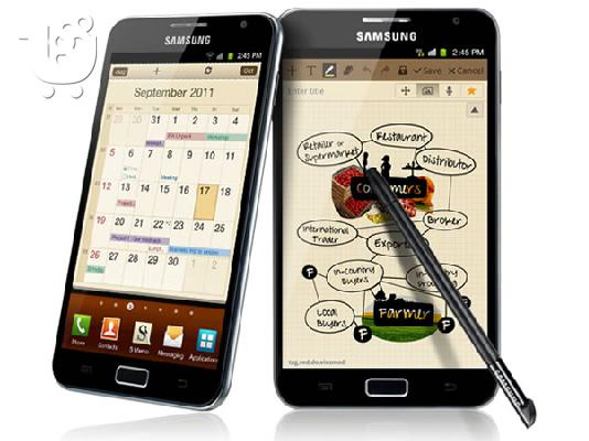 PoulaTo: Samsung Galaxy Note N7000 BLACK
