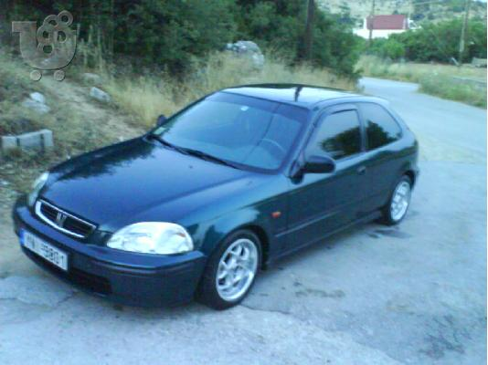 PoulaTo: HONDA CIVIC '97