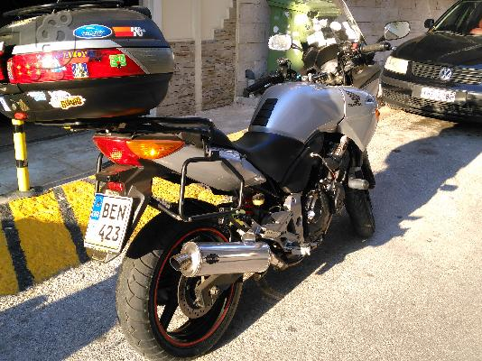 HONDA CBF 600 (all versions)