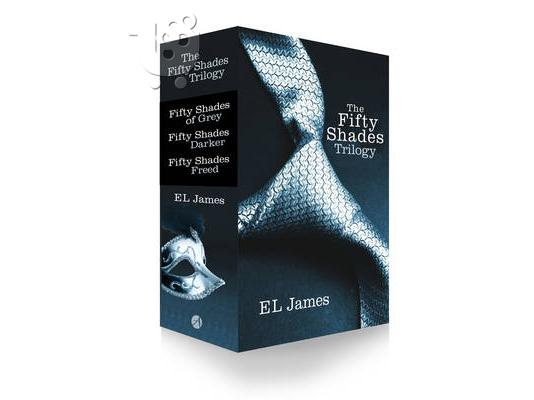 PoulaTo: Fifty Shades Trilogy Boxed Set