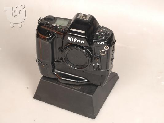 NIKON F90 ( BODY ) + MB-10 ( GRIP )
