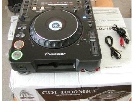 for sell brand new 2x pioneer cdj 1000mk3 1x djm 800 mixer d. Black Bedroom Furniture Sets. Home Design Ideas