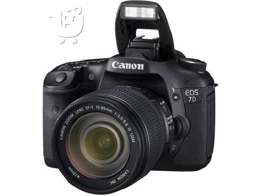 PoulaTo: Brand new canon EOS 7D 18MP Digital SLR Camera