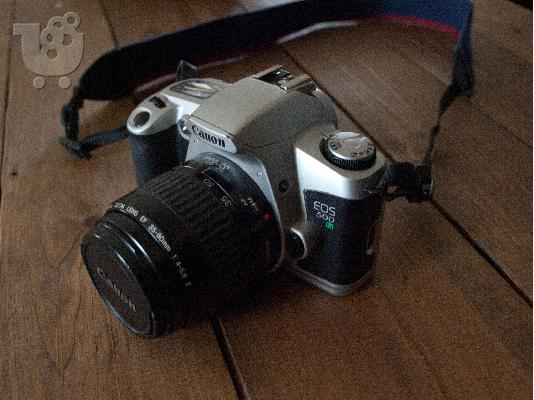 canon eos 500n how to use