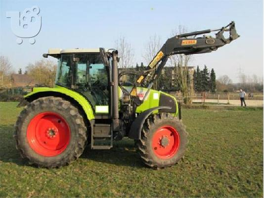 2002 Claas Ares 556 RX