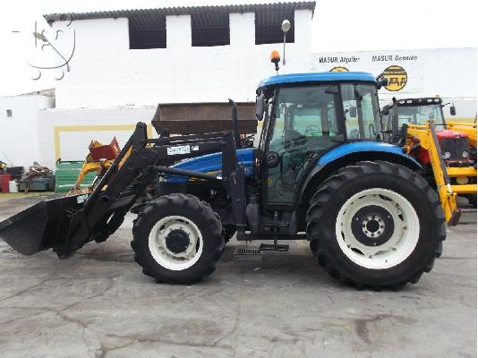 PoulaTo: New Holland TD 5050