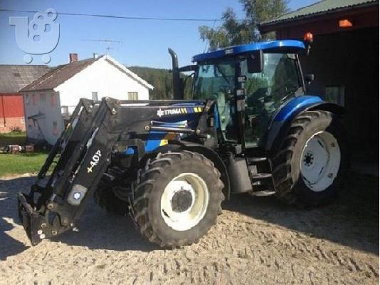 PoulaTo: 2008 New Holland T5060