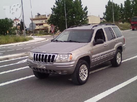 PoulaTo: JEEP GRAND CHEROKEE '04