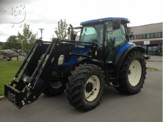 2006 New Holland TS110A