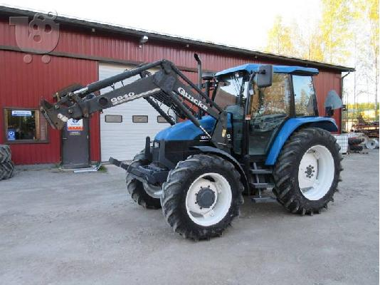 PoulaTo: 2004 New Holland TS 100ES