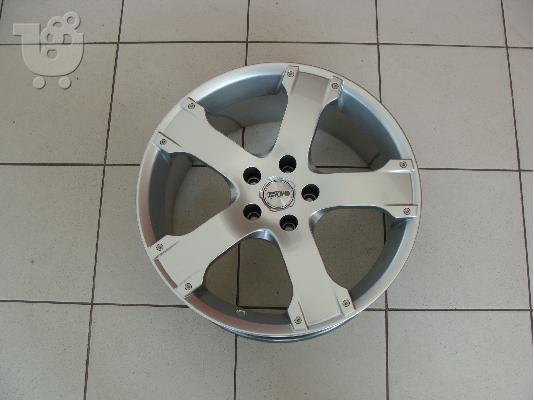PoulaTo: Ζάντες 8x18 TEKNO για VW caddy touran eos golf jetta passat scirocco