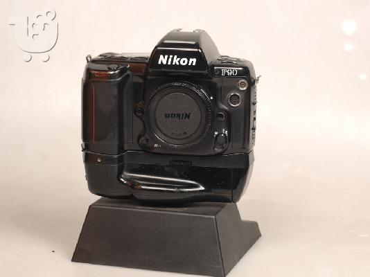 PoulaTo: NIKON F90 ( BODY ) + MB-10 ( GRIP )