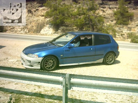 PoulaTo: HONDA CIVIC '93