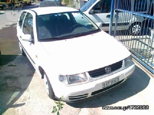 PoulaTo: VW POLO '99