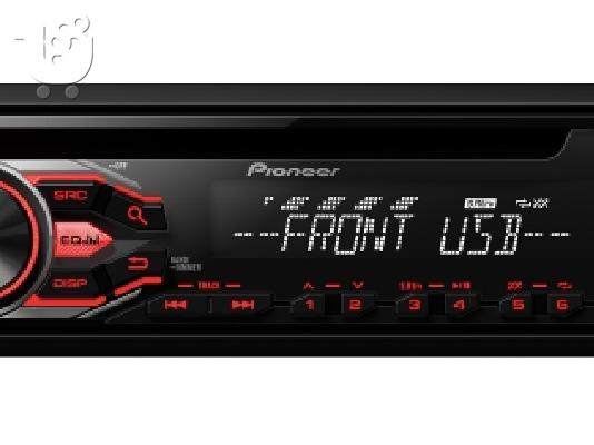 PoulaTo: Radio CD MP3 USB Pioneer DEH-1800UB
