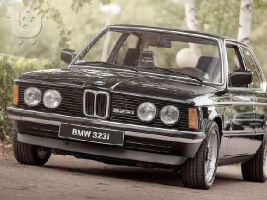 PoulaTo: BMW E21 323i TAKAKIA TEXTAR MADE IN GERMANY OLDTIMER