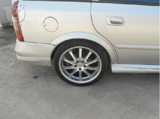 ZANTES 18ARES 5X112 OFSSET 35