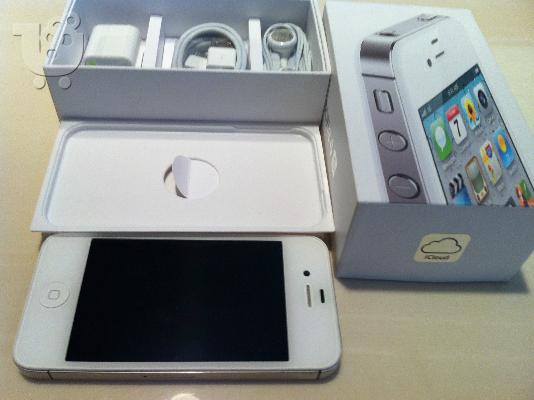 Apple iPhone 4s  64G White