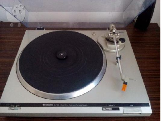 PoulaTo: πικαπ technics sl d21  direct drive