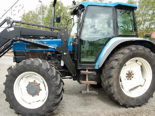 2000 New Holland 7740 SLE