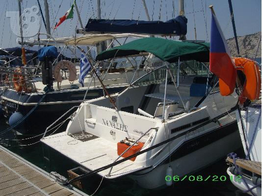 PoulaTo: sea-ray sundancer 24