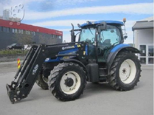 PoulaTo: New Holland TS135A