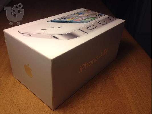 PoulaTo: IPHONE 4S 32 GB WHITE