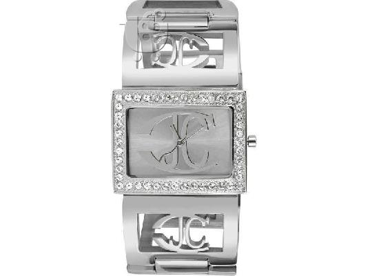 PoulaTo: ΠΡΟΣΦΟΡΑ!!!!Just Cavalli Ladies Watch Squared R7253330515!