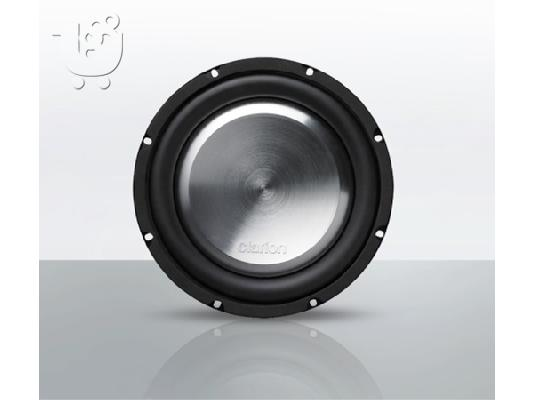 PoulaTo: Subwoofer Clarion WG2520
