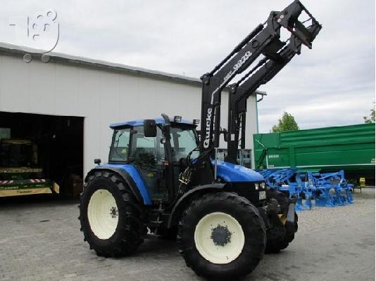 PoulaTo: New Holland TS 115