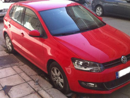 PoulaTo: VW POLO '11