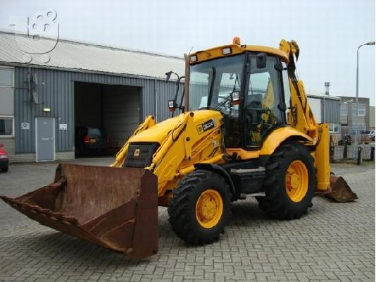 PoulaTo: 2007 JCB 3CX-Turbo