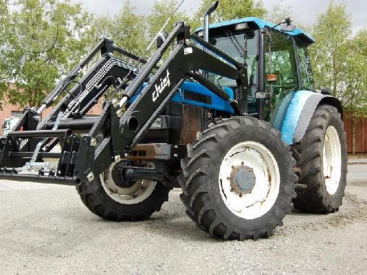 PoulaTo: 2000 New Holland 7740 SLE