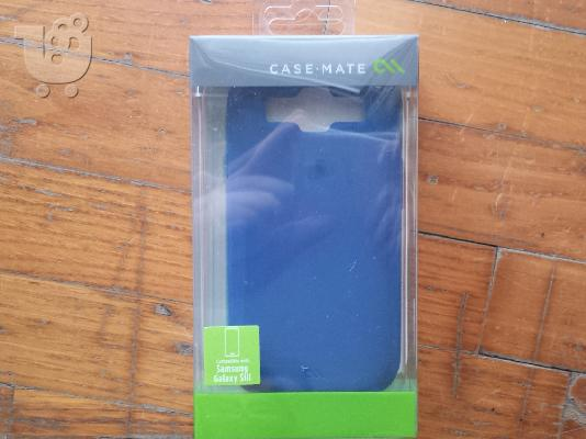 PoulaTo: Case-mate Smooth Cases for Samsung Galaxy S3 in Blue i9300