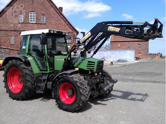 PoulaTo: fendt 511c favorit