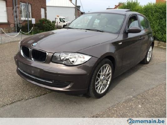 PoulaTo: BMW 118is '08