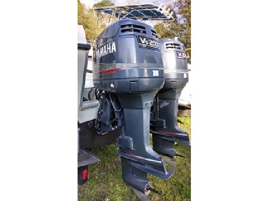 PoulaTo: Used Yamaha 200hp 4-Stroke Outboard boat Engine at 2250usd
