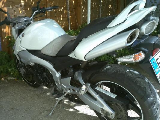 SUZUKI GSR 600 (all versions)