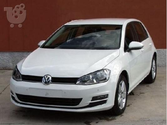 PoulaTo: VW GOLF '12