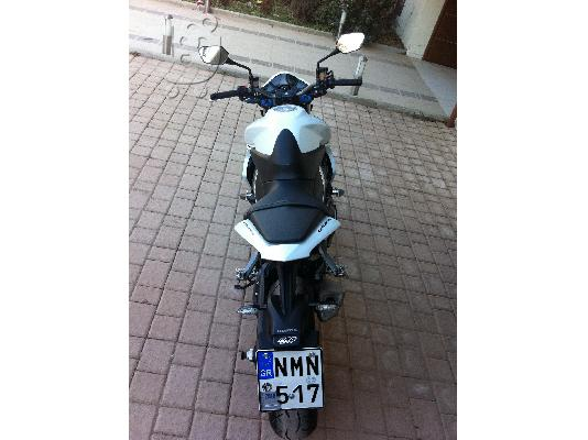 HONDA CB 1000 R (all versions)