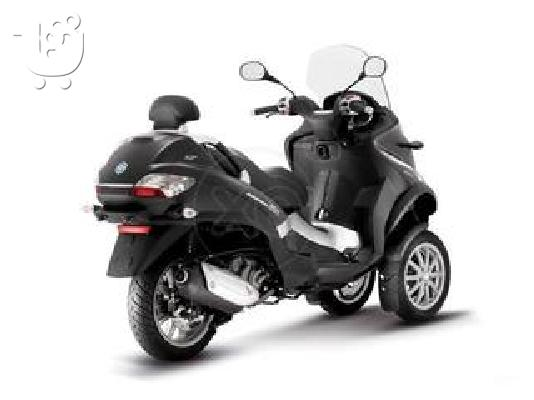 PIAGGIO MP3 LT 250 (RL) (2 front tyres)