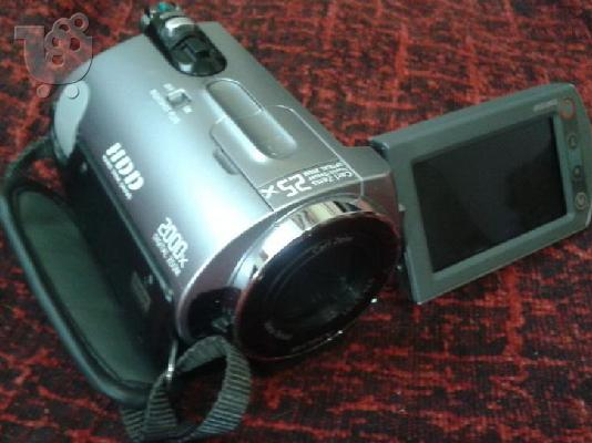Video camera Sony DCR-SR62 30GB
