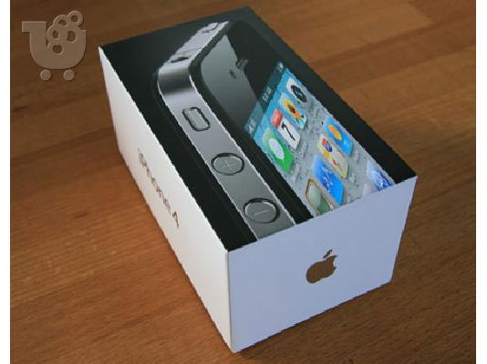PoulaTo: Λευκό Ποτέ Lock Apple iPhone 4 32GB