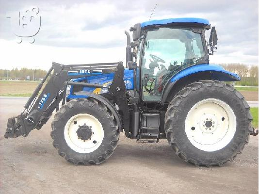 2007 New Holland TS 110 A PLUS