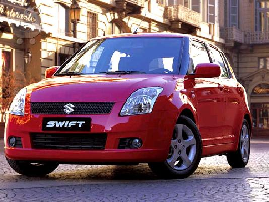 PoulaTo: SUZUKI SWIFT '06