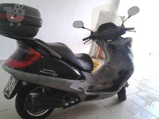 PoulaTo: HONDA FES 250 Foresight '99
