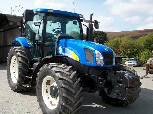 PoulaTo: NEW HOLLAND TS115A