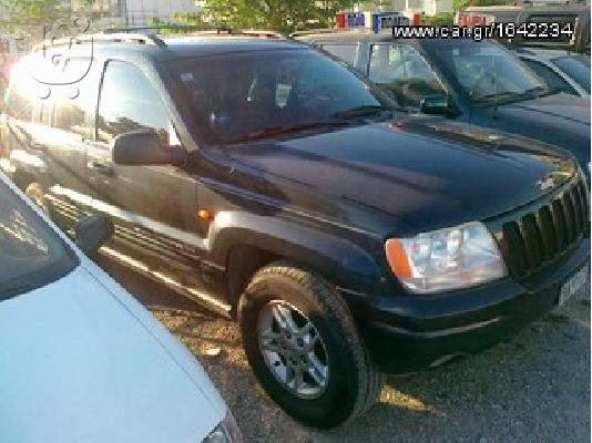 PoulaTo: JEEP GRAND CHEROKEE '00