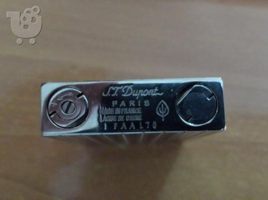 S.T Dupont paris MADE IN FRANCE LAQUE DE CHINE