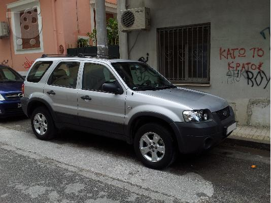 PoulaTo: FORD MAVERICK '08